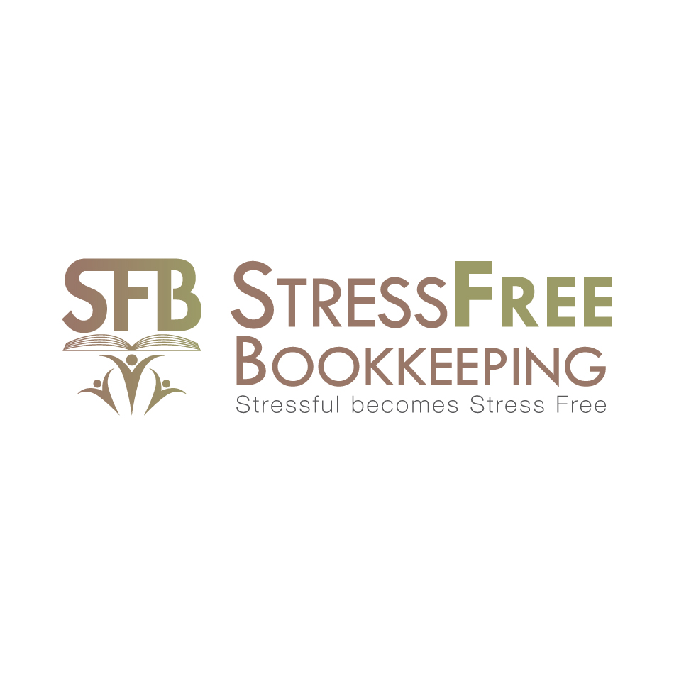 Logo Design by a-m-b-i-e-n-t - Entry No. 113 in the Logo Design Contest StressFree Bookkeeping.