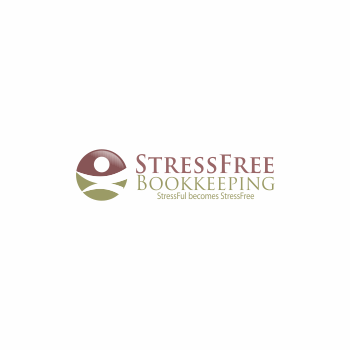 Logo Design by nuril - Entry No. 116 in the Logo Design Contest StressFree Bookkeeping.