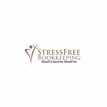 Logo Design by nuril - Entry No. 117 in the Logo Design Contest StressFree Bookkeeping.