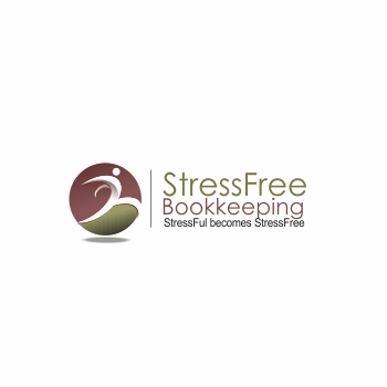 Logo Design by nuril - Entry No. 121 in the Logo Design Contest StressFree Bookkeeping.