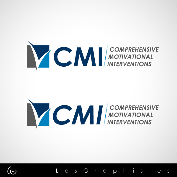 Logo Design by Les-Graphistes - Entry No. 131 in the Logo Design Contest CMI (Comprehensive Motivational Interventions).