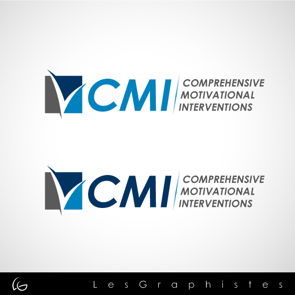 Logo Design by Les-Graphistes - Entry No. 133 in the Logo Design Contest CMI (Comprehensive Motivational Interventions).