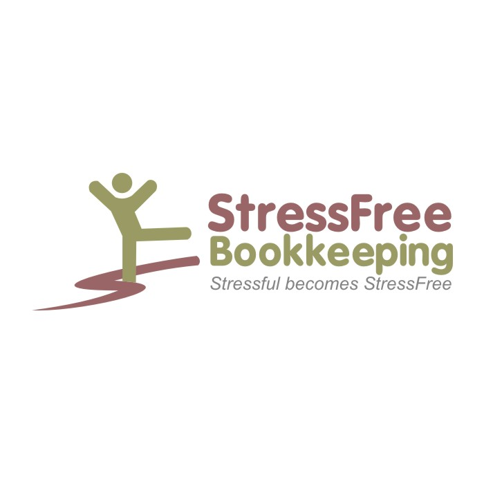 Logo Design by R1CK_ART - Entry No. 125 in the Logo Design Contest StressFree Bookkeeping.