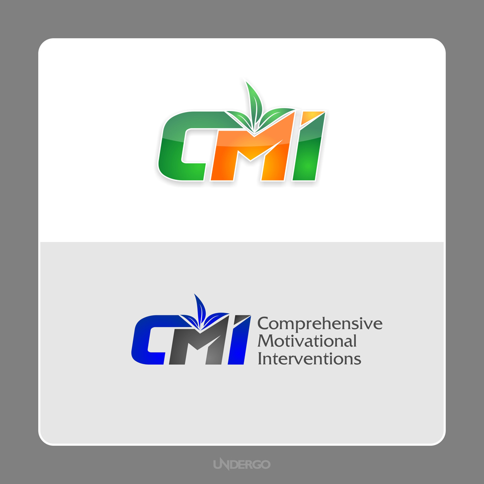 Logo Design by undergo - Entry No. 146 in the Logo Design Contest CMI (Comprehensive Motivational Interventions).