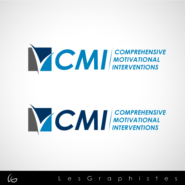 Logo Design by Les-Graphistes - Entry No. 151 in the Logo Design Contest CMI (Comprehensive Motivational Interventions).