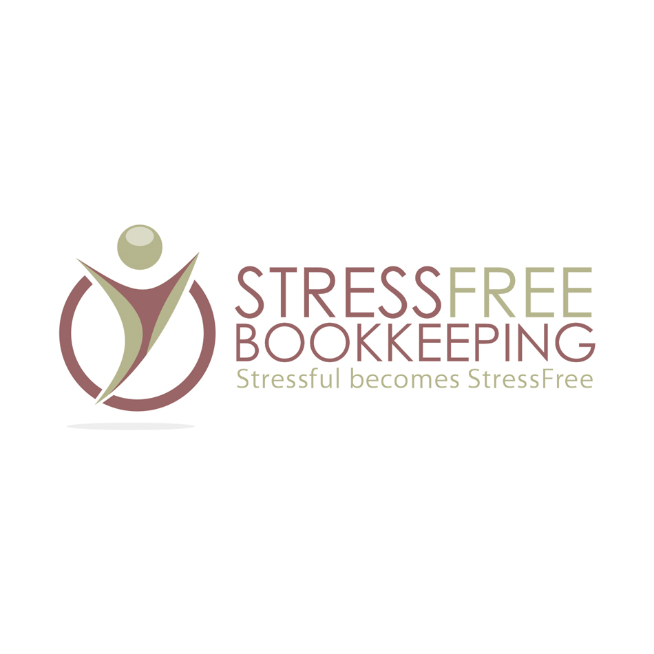 Logo Design by LukeConcept - Entry No. 129 in the Logo Design Contest StressFree Bookkeeping.
