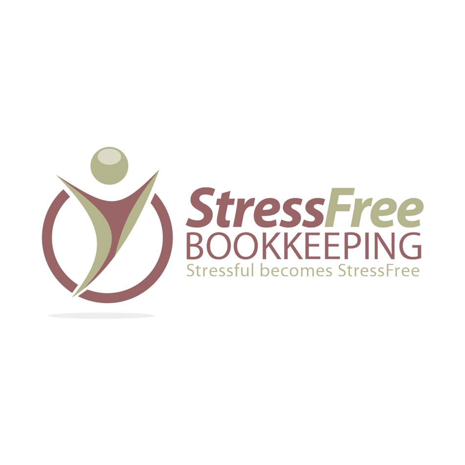 Logo Design by LukeConcept - Entry No. 130 in the Logo Design Contest StressFree Bookkeeping.