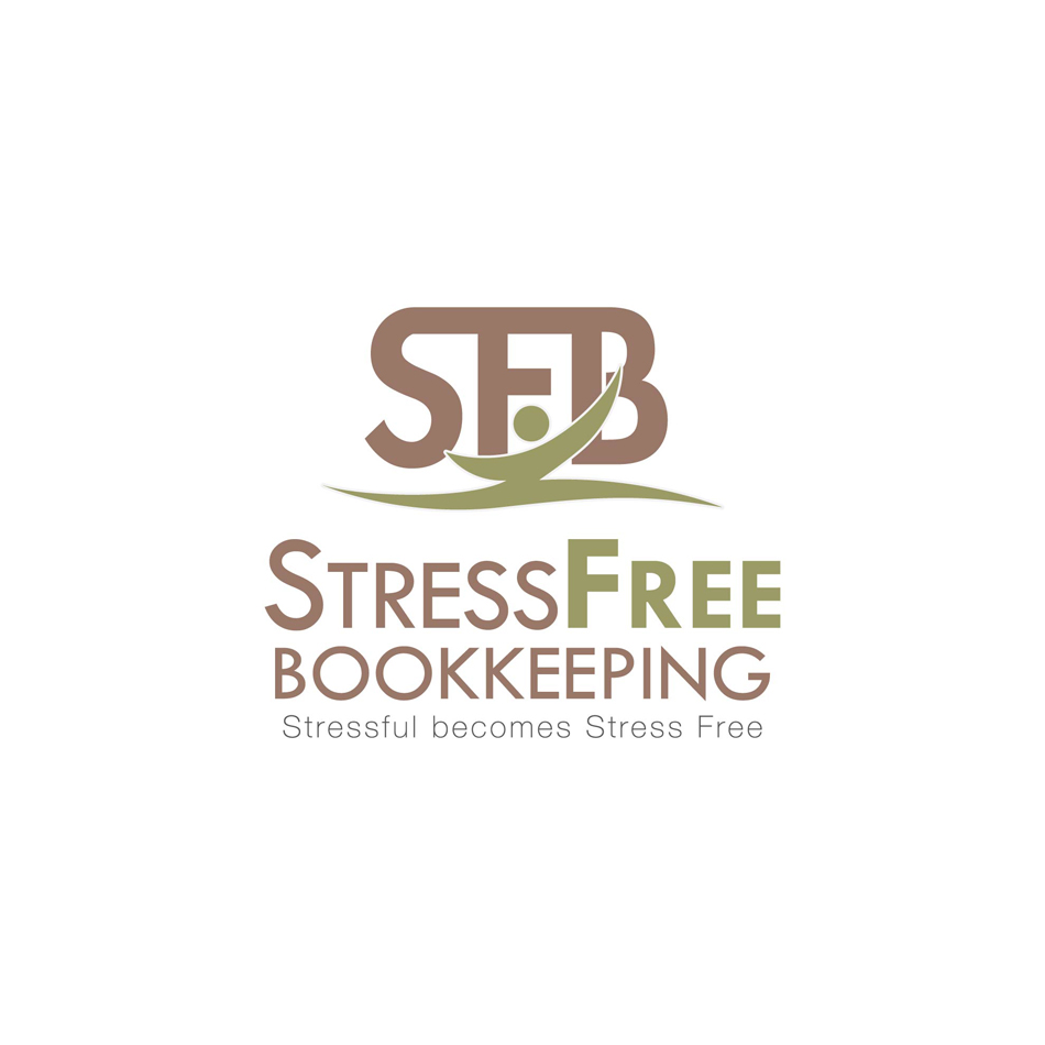 Logo Design by a-m-b-i-e-n-t - Entry No. 134 in the Logo Design Contest StressFree Bookkeeping.