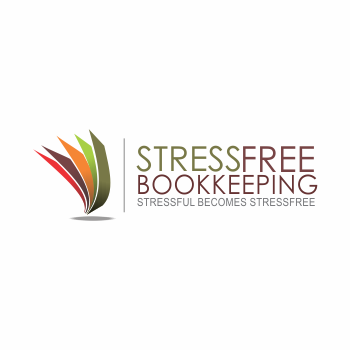 Logo Design by nuril - Entry No. 142 in the Logo Design Contest StressFree Bookkeeping.