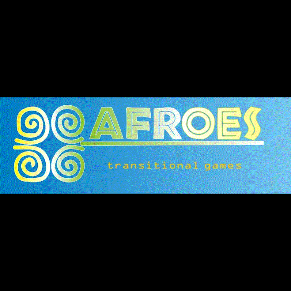 Logo Design by jcoleman17 - Entry No. 133 in the Logo Design Contest Afroes Transformational Games.