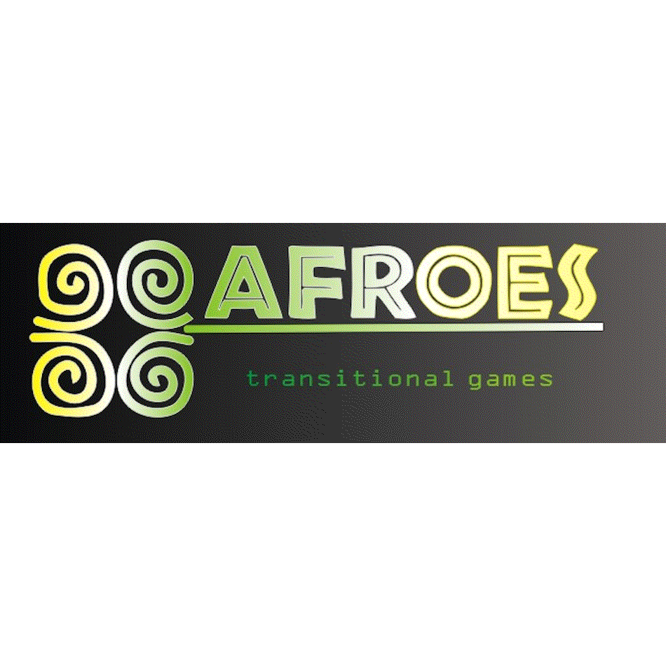 Logo Design by jcoleman17 - Entry No. 134 in the Logo Design Contest Afroes Transformational Games.