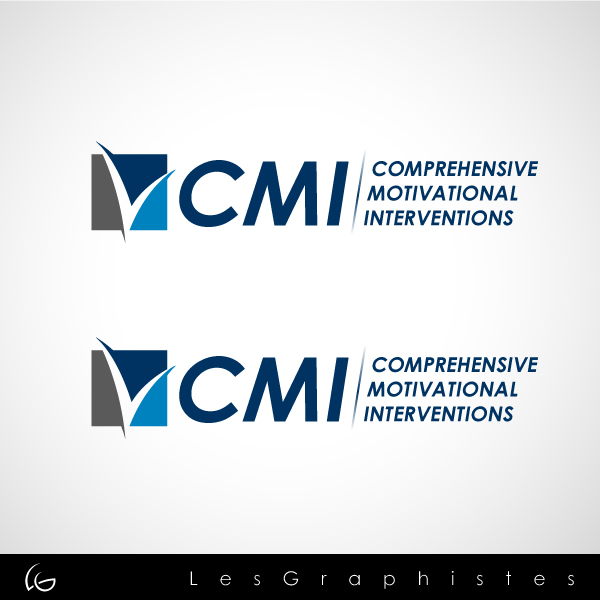 Logo Design by Les-Graphistes - Entry No. 180 in the Logo Design Contest CMI (Comprehensive Motivational Interventions).