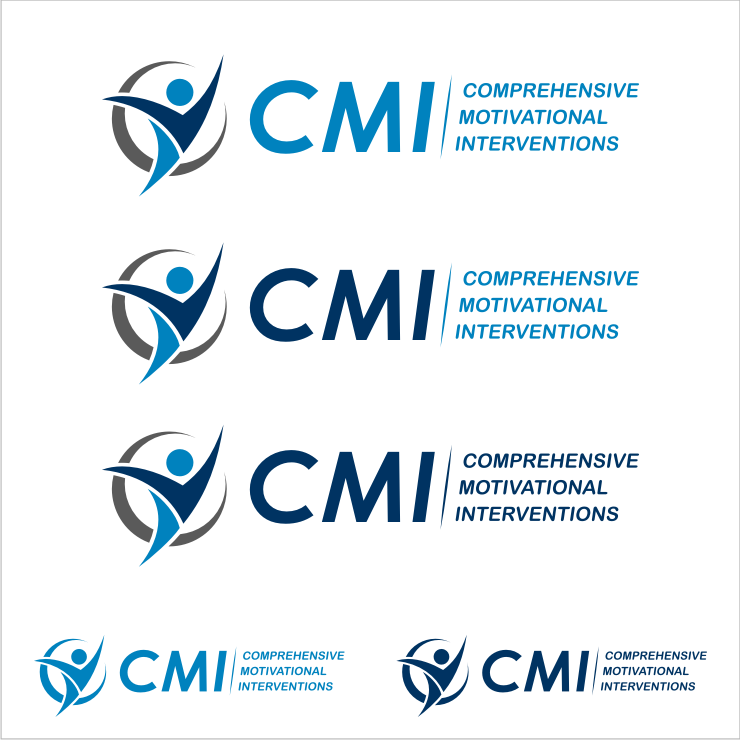 Logo Design by Leano  - Entry No. 199 in the Logo Design Contest CMI (Comprehensive Motivational Interventions).