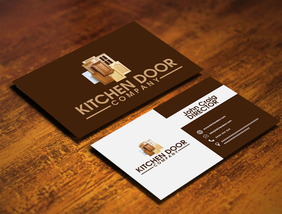 Kitchen Bath Cabinet Business Card