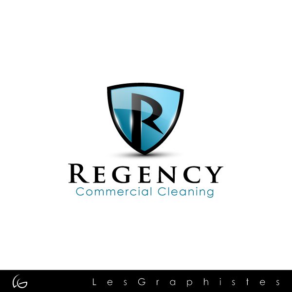 Logo Design by Les-Graphistes - Entry No. 2 in the Logo Design Contest Regency Commercial Cleaning.
