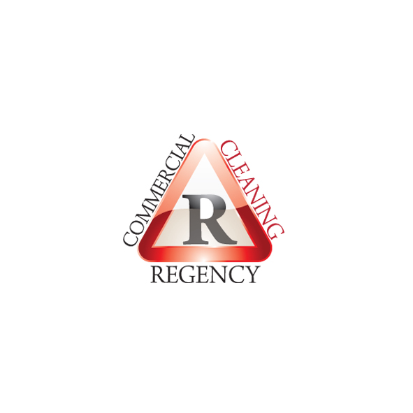 Logo Design by ex - Entry No. 11 in the Logo Design Contest Regency Commercial Cleaning.