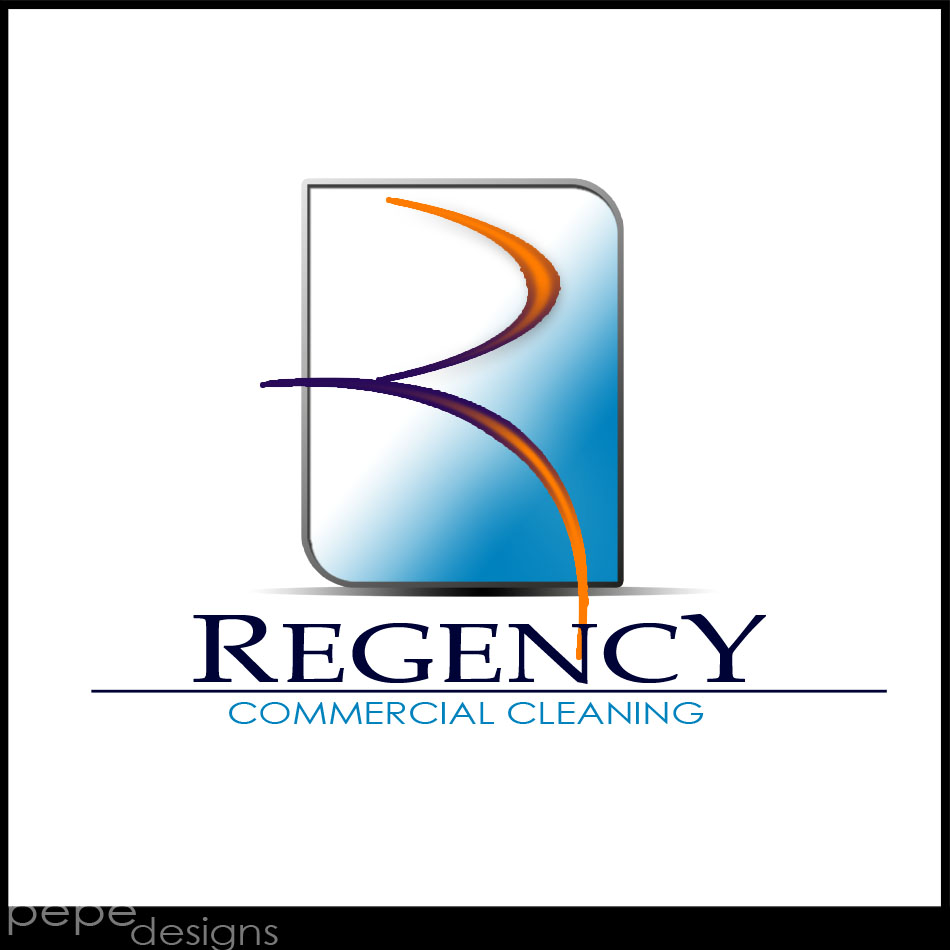 Logo Design by Joseph Neal Lacatan - Entry No. 18 in the Logo Design Contest Regency Commercial Cleaning.