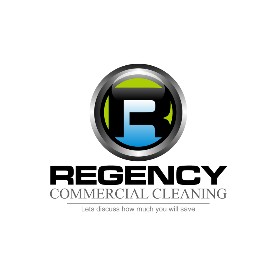 Logo Design by LukeConcept - Entry No. 24 in the Logo Design Contest Regency Commercial Cleaning.
