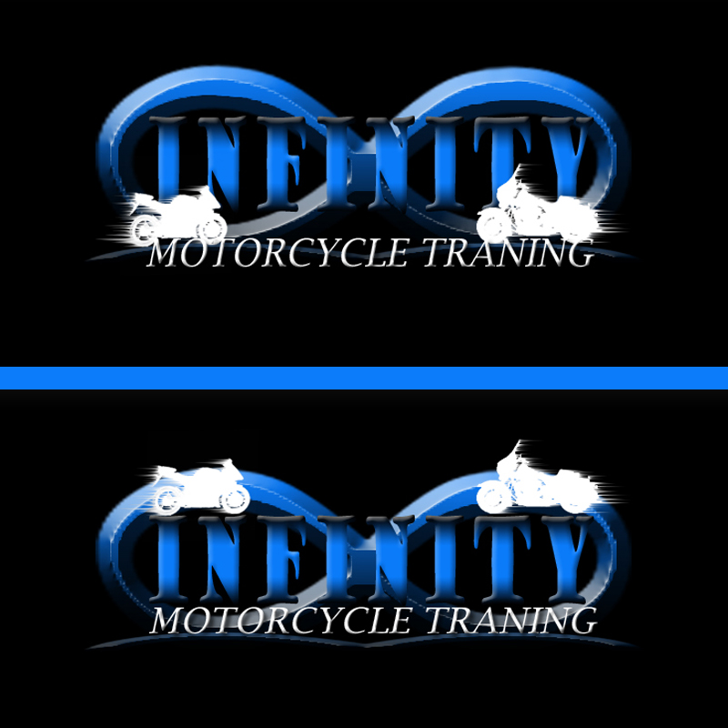 Logo Design by devil_art213 - Entry No. 31 in the Logo Design Contest INFINITY MOTORCYCLE TRAINING.