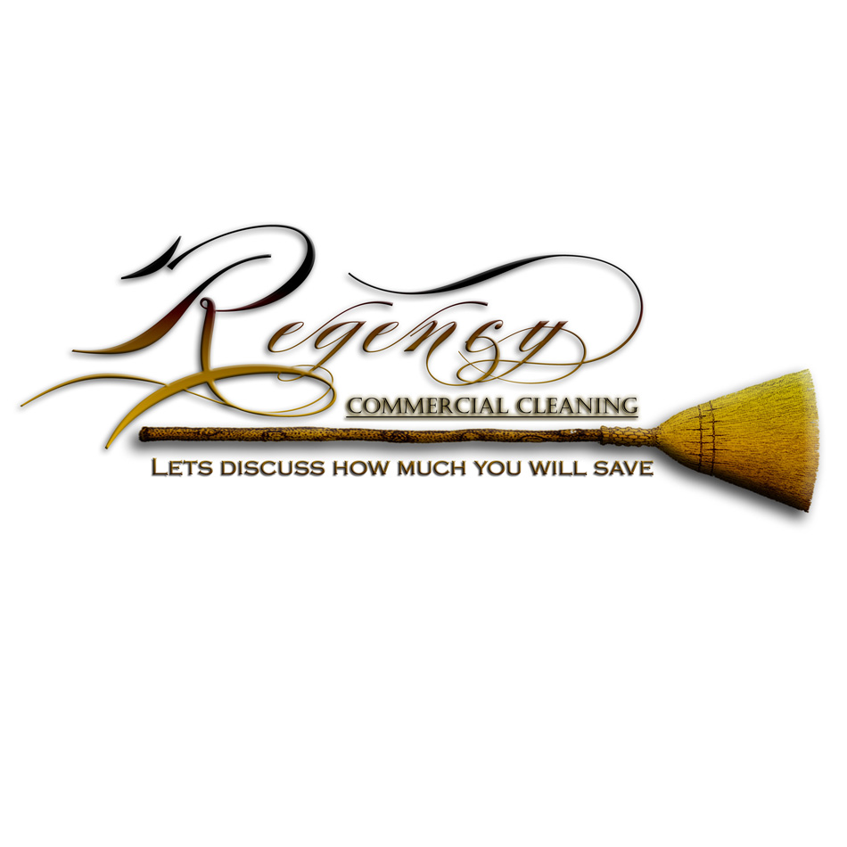 Logo Design by rommelgo - Entry No. 26 in the Logo Design Contest Regency Commercial Cleaning.