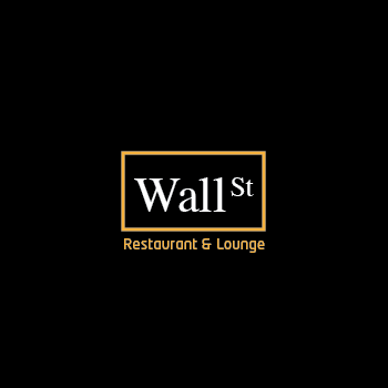 Logo Design by Alexandre - Entry No. 29 in the Logo Design Contest Wallstreet Restaurant & Lounge.