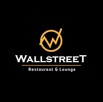 Logo Design by Alexandre - Entry No. 30 in the Logo Design Contest Wallstreet Restaurant & Lounge.
