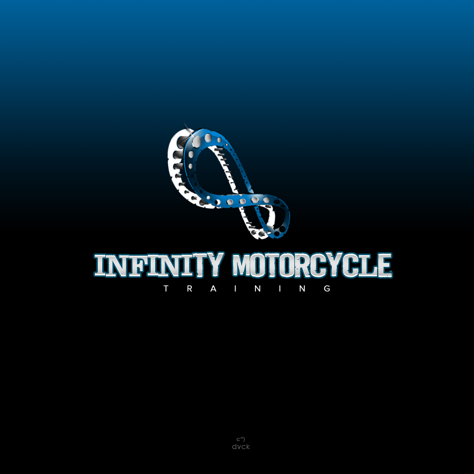 Logo Design by rockpinoy - Entry No. 36 in the Logo Design Contest INFINITY MOTORCYCLE TRAINING.