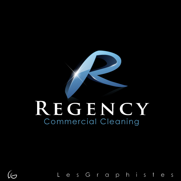 Logo Design by Les-Graphistes - Entry No. 30 in the Logo Design Contest Regency Commercial Cleaning.