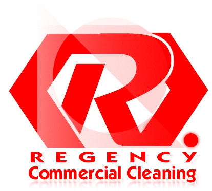 Logo Design by shaqbarry - Entry No. 31 in the Logo Design Contest Regency Commercial Cleaning.