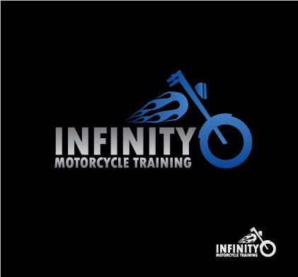 Logo Design by iframe - Entry No. 40 in the Logo Design Contest INFINITY MOTORCYCLE TRAINING.