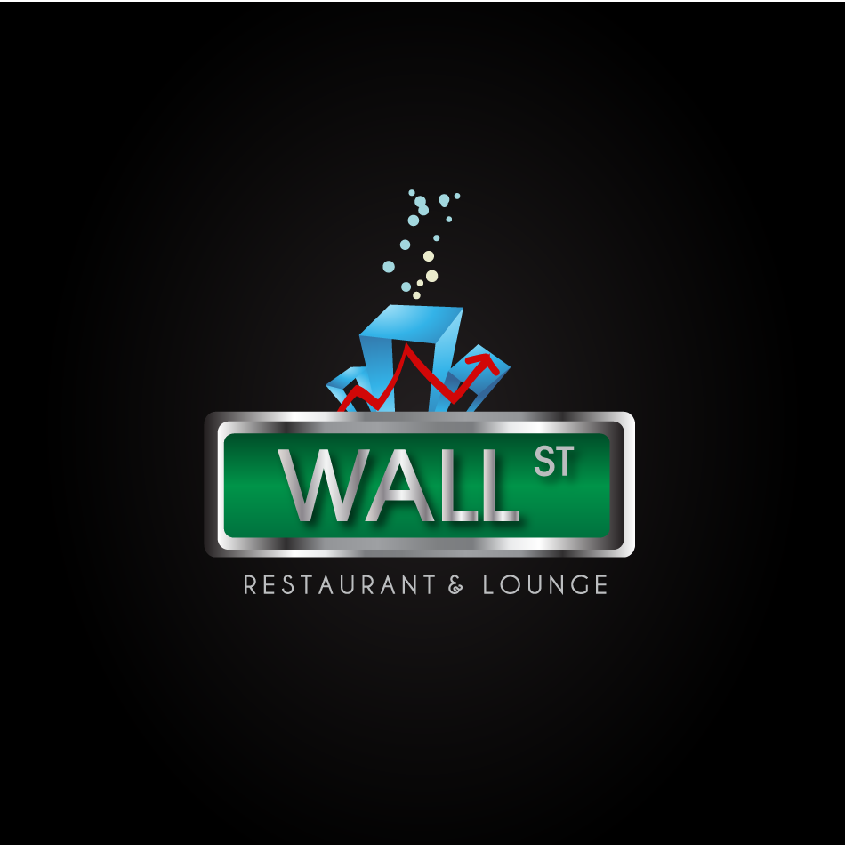 Logo Design by moonflower - Entry No. 35 in the Logo Design Contest Wallstreet Restaurant & Lounge.