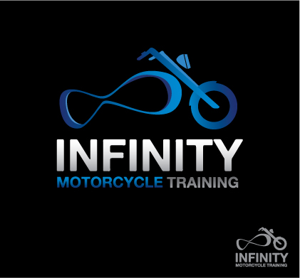 Logo Design by iframe - Entry No. 44 in the Logo Design Contest INFINITY MOTORCYCLE TRAINING.