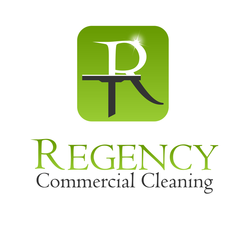Logo Design by zams - Entry No. 58 in the Logo Design Contest Regency Commercial Cleaning.
