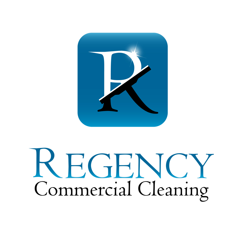 Logo Design by zams - Entry No. 59 in the Logo Design Contest Regency Commercial Cleaning.
