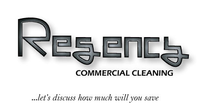 Logo Design by Sana - Entry No. 63 in the Logo Design Contest Regency Commercial Cleaning.