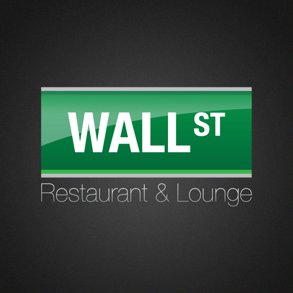 Logo Design by Kevin  Haag - Entry No. 39 in the Logo Design Contest Wallstreet Restaurant & Lounge.
