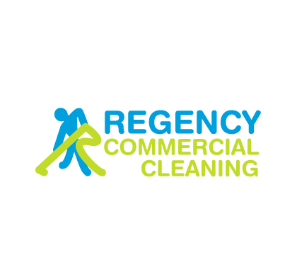 Logo Design by iframe - Entry No. 64 in the Logo Design Contest Regency Commercial Cleaning.