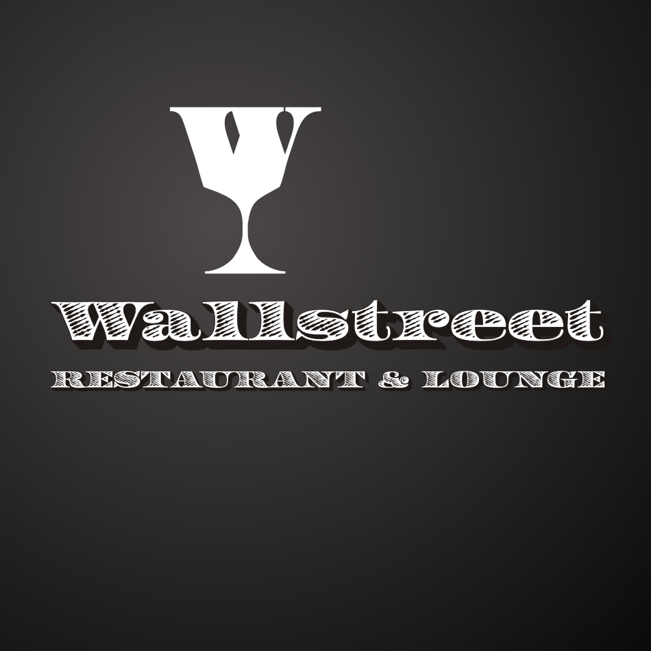 Logo Design by Autoanswer - Entry No. 40 in the Logo Design Contest Wallstreet Restaurant & Lounge.