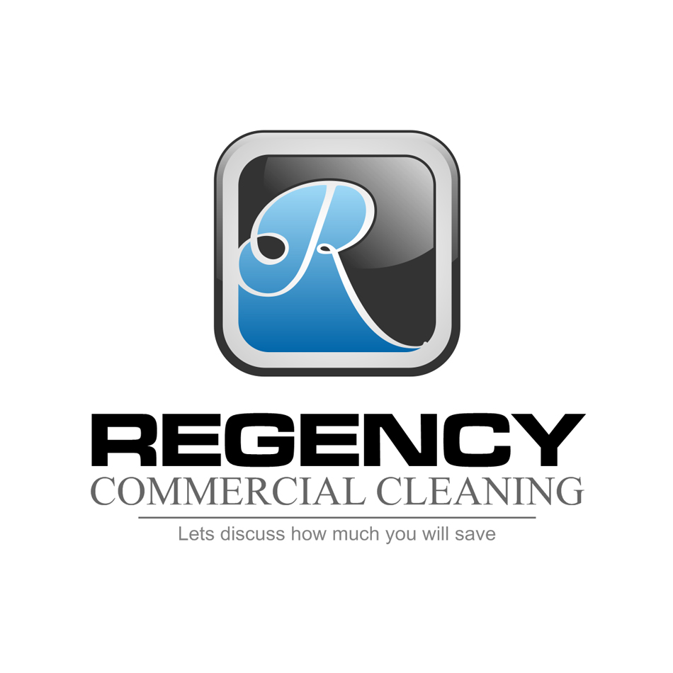 Logo Design by LukeConcept - Entry No. 74 in the Logo Design Contest Regency Commercial Cleaning.