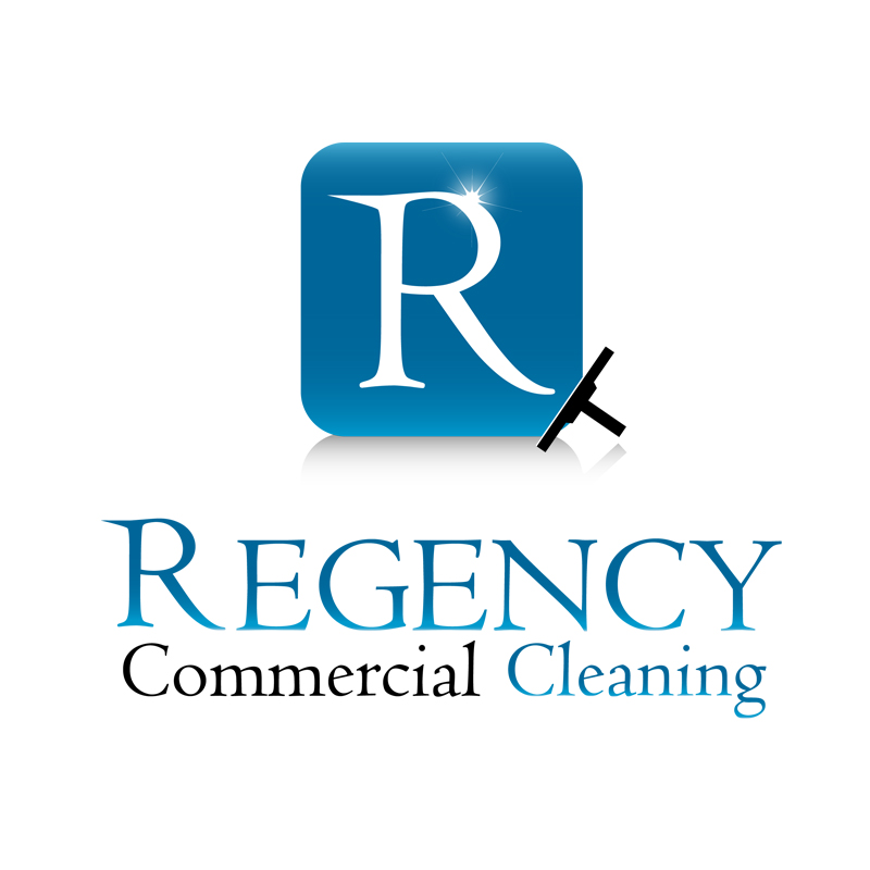 Logo Design by zams - Entry No. 79 in the Logo Design Contest Regency Commercial Cleaning.