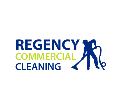 Logo Design by iframe - Entry No. 89 in the Logo Design Contest Regency Commercial Cleaning.