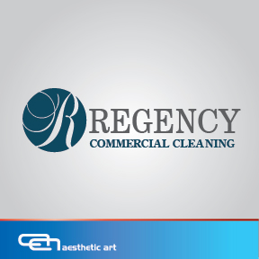 Logo Design by aesthetic-art - Entry No. 91 in the Logo Design Contest Regency Commercial Cleaning.
