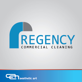 Logo Design by aesthetic-art - Entry No. 92 in the Logo Design Contest Regency Commercial Cleaning.