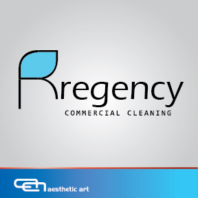 Logo Design by aesthetic-art - Entry No. 93 in the Logo Design Contest Regency Commercial Cleaning.