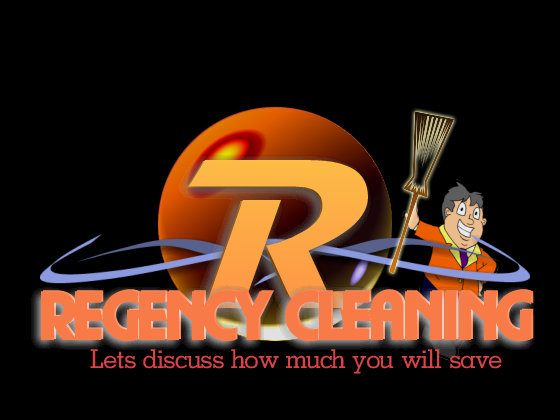 Logo Design by shaqbarry - Entry No. 114 in the Logo Design Contest Regency Commercial Cleaning.