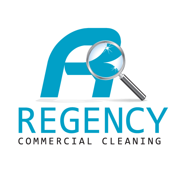 Logo Design by aesthetic-art - Entry No. 115 in the Logo Design Contest Regency Commercial Cleaning.