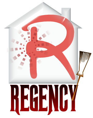 Logo Design by shaqbarry - Entry No. 117 in the Logo Design Contest Regency Commercial Cleaning.