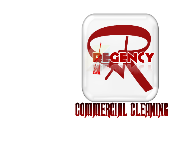 Logo Design by shaqbarry - Entry No. 119 in the Logo Design Contest Regency Commercial Cleaning.
