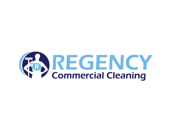 Logo Design by valu - Entry No. 131 in the Logo Design Contest Regency Commercial Cleaning.