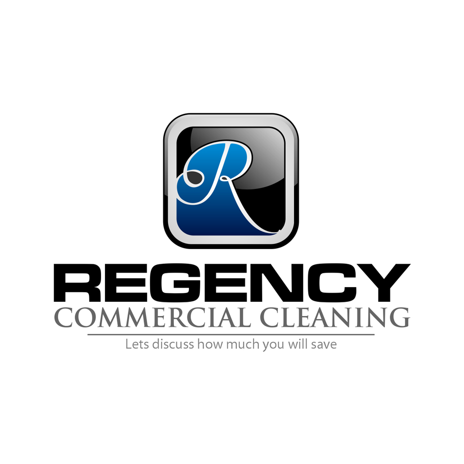 Logo Design by LukeConcept - Entry No. 159 in the Logo Design Contest Regency Commercial Cleaning.